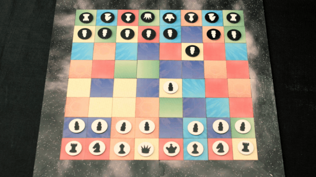 Colour Chess