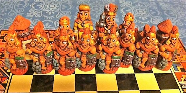 My newest chess set