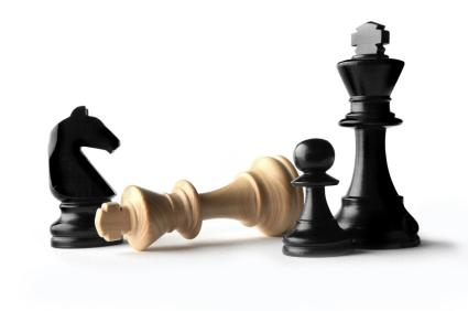 The Game of Life is the Game of Chess