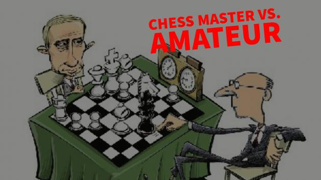 Chess Mater Vs. Novice, A game of Paul Morphy