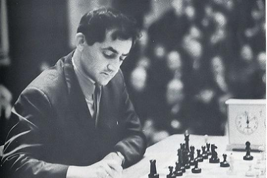 Great Chess Players: Leonid Stein