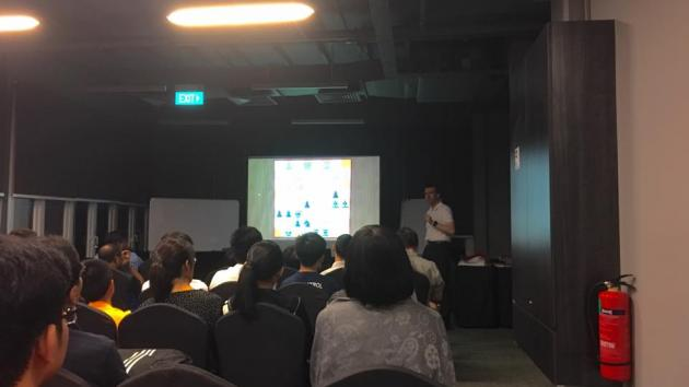 Learning points from GM Jacob Aagaard's Singapore lecture - A trainer's perspective