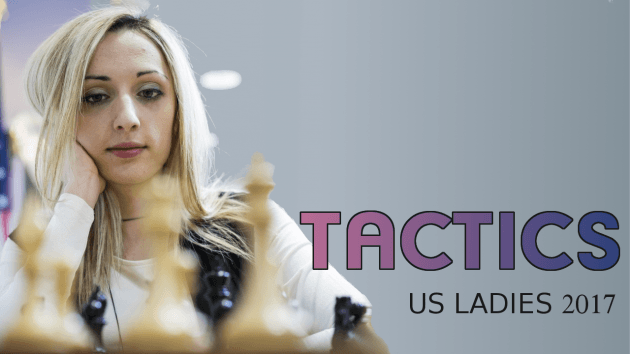 Tactics from US Championship 2017 - Ladies