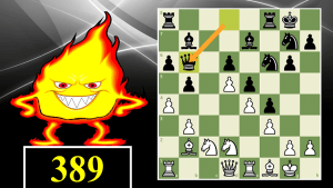 Blitz Chess #389: Sicilian Defense, Rossolimo's Thumbnail