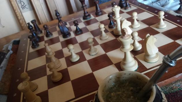 How to improve my chess?
