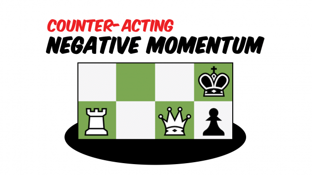 Counter-Acting Negative Momentum
