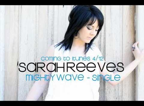 Mighty Wave by Sarah Reeves