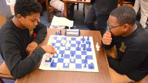 Chess program bridges gap between cops and youth's Thumbnail