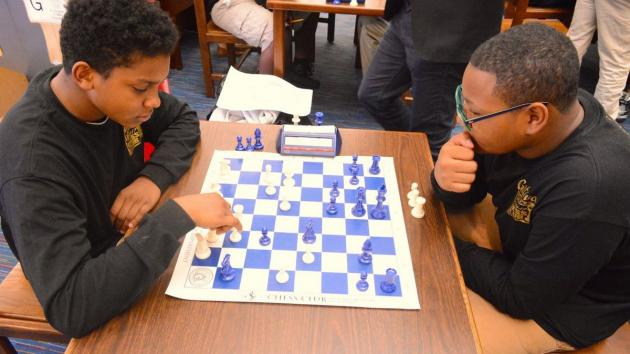 Chess program bridges gap between cops and youth