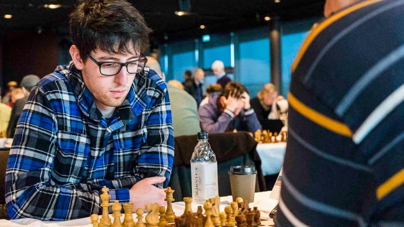 Kostya & Isaac At The Reykjavik Open: Round 1 Recap