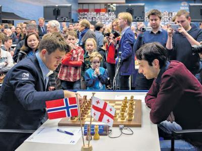 El ajedrez a través del tiempo