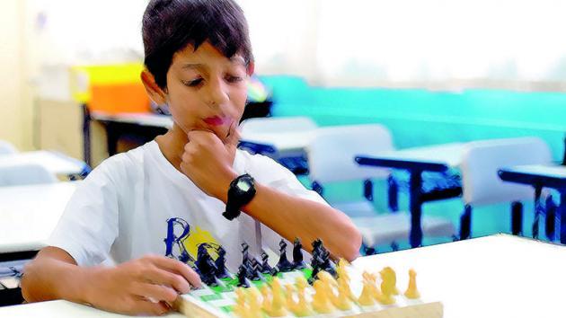 O Xadrez aplicado à Educação