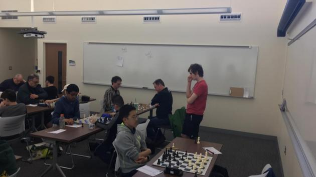 USCF: Harper College Chess Tournament
