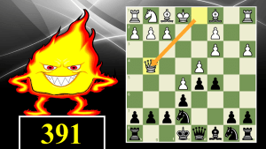Blitz Chess #391: French Defense, Winawer