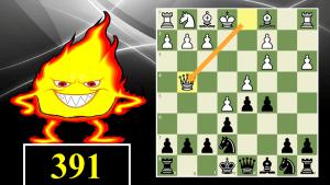 Blitz Chess #391: French Defense, Winawer
