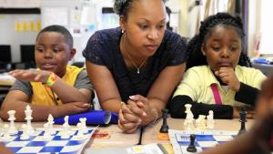 Slow down. Think. Shake hands. How chess teaches Chicago kids life's lessons.'s Thumbnail