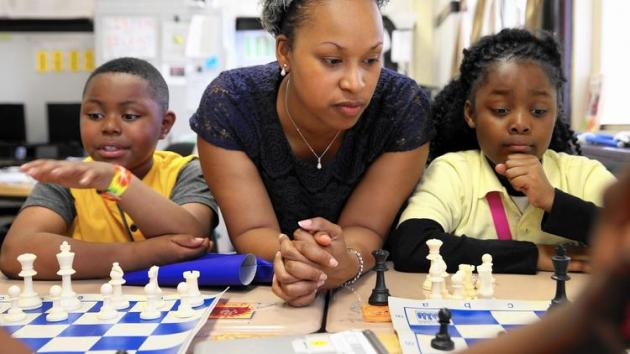 Slow down. Think. Shake hands. How chess teaches Chicago kids life's lessons.