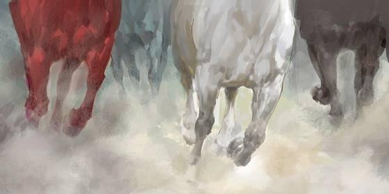 Les cavaliers de l'Apocalypse et vous