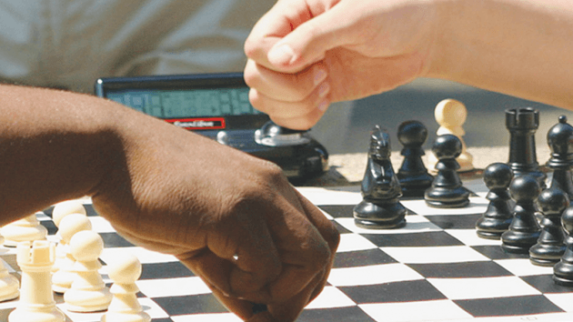 Chess is a strategy for life