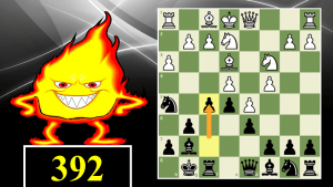 Blitz Chess #392: King's Indian Defense, Makogonov