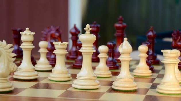 The Joy of Chess