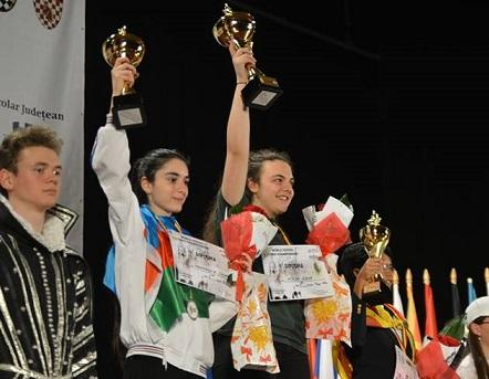 The U17 Girls World Schools Chess Championships