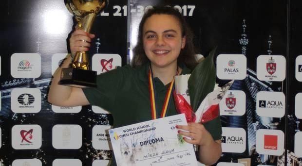 FIDE World Schools CC 2017 Reports