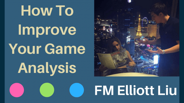 Improve Your Game Analysis Video Course 50% Off + Free Lesson