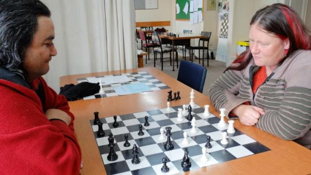 Women urged to take up chess