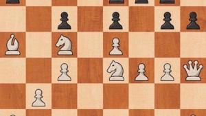 Total domination in Closed Sicilian Defense with white's Thumbnail