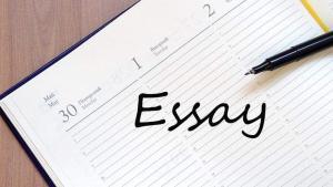 Essay writing's Thumbnail