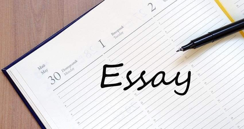 writing and essay Writing an essay is a creative process which requires concentration it is a test of the writer's ability to think things over, make conclusions, and express his or.