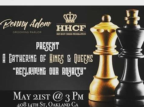 HHCF Event in Oakland this Sunday!! All ages and free!!