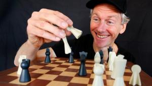 Coastie conjures new form of the ancient game of chess's Thumbnail