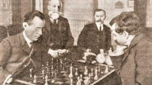 The First Lasker - Janowsky Match. 1909.'s Thumbnail