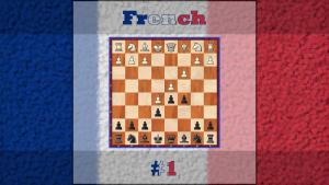 French Defence, Advanced Variation - Black Repertoire