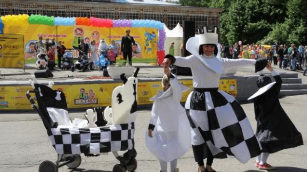 В городе Рязани, Россия прошел Фестиваль