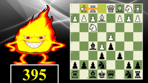 Blitz Chess #395: Caro-Kann Defense: Advance, Short variation