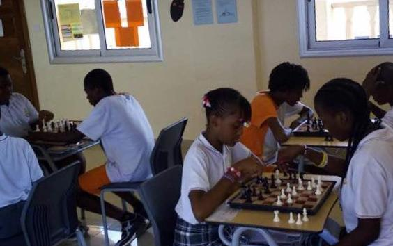 Promoting Chess in Equatorial Guinea