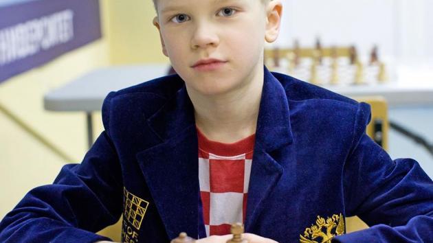 Володар Мурзин стал чемпионом мира по рапиду среди мал