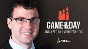 Norway Chess 2017 Round 2: Anand-Kramnik's Thumbnail