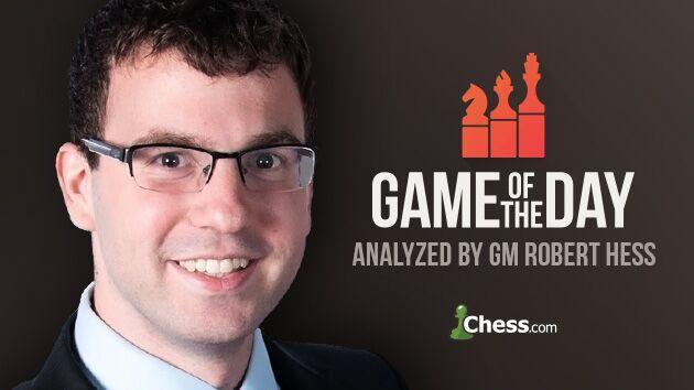 Norway Chess 2017 Round 2: Anand-Kramnik