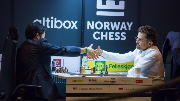 Norway Chess R2: Picking pawn-problems apart