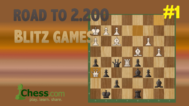 My chess goals are...