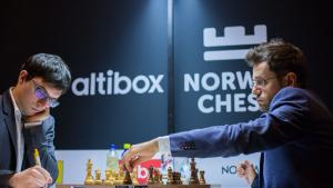 Norway Chess R5: Opening principles