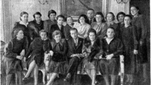 Pioneers of Soviet women's chess's Thumbnail