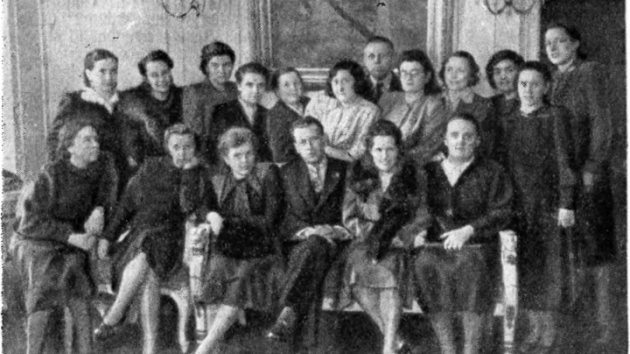 Pioneers of Soviet women's chess