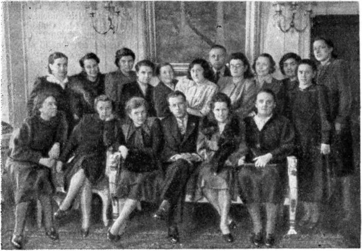 Pioneers of Soviet women's chess