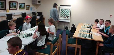 Bunclody Library CHESS...