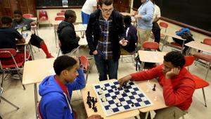 Chess in school keeps learners engaged's Thumbnail